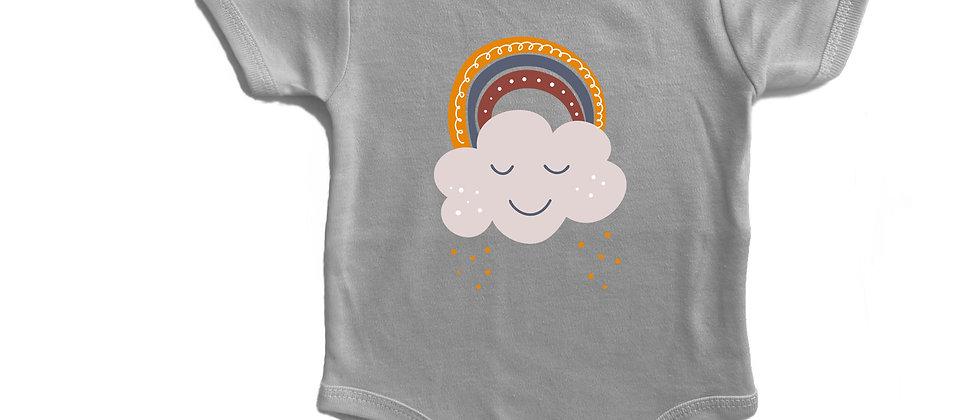 בגד גוף קשת וענן