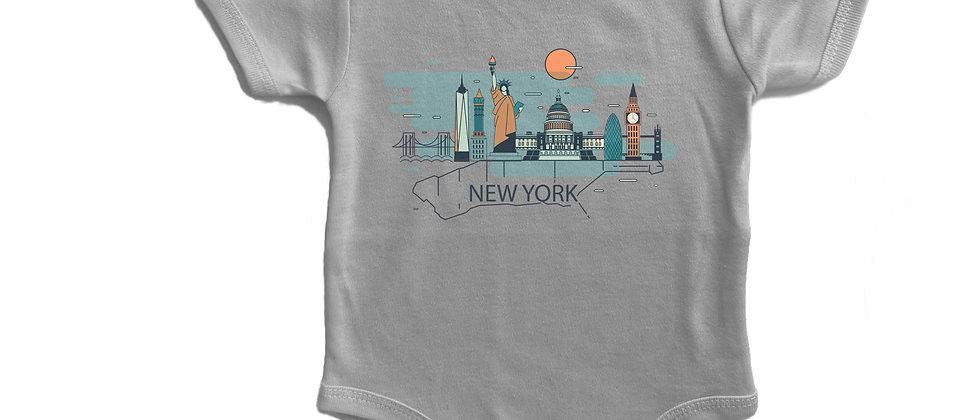 בגד גוף ניו יורק