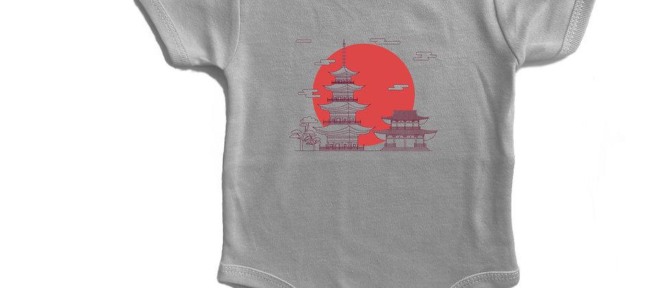 בגד גוף מקדש יפני