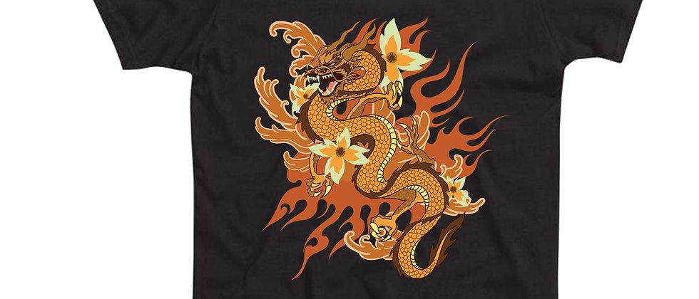 בייסיק טי נחש-דרקון