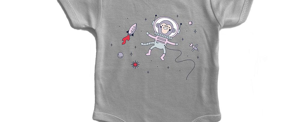 בגד גוף קוף בחלל