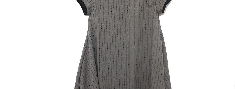 שמלת גופייה צמידים אפורים