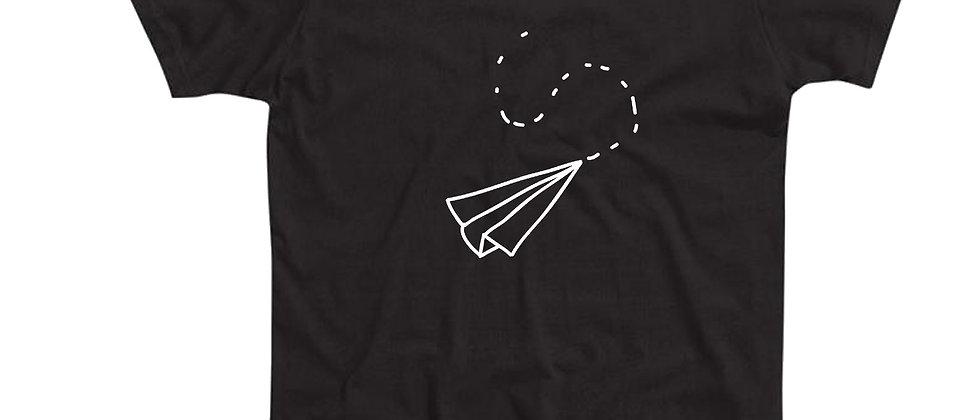 בייסיק טי מטוס נייר