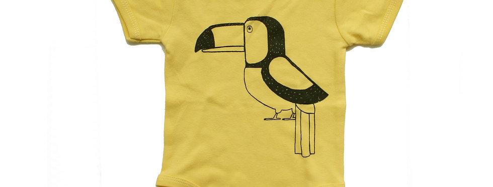 בגד גוף צהוב -טוקן