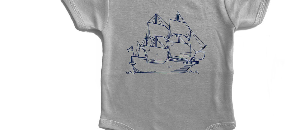 בגד גוף ספינת פיראטים