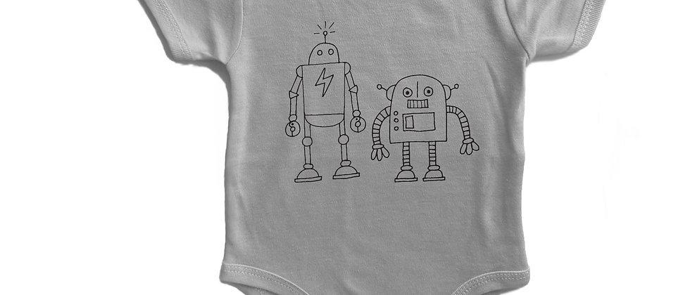 בגד גוף רובוטים