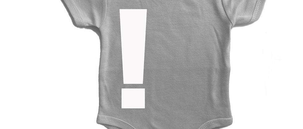 בגד גוף סימן קריאה