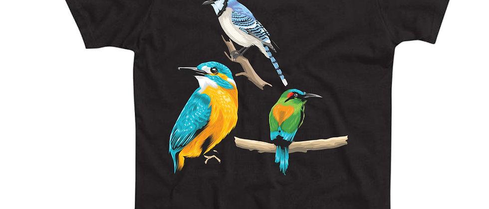 בייסיק טי ציפורים