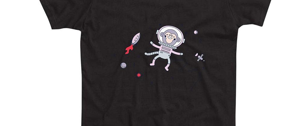בייסיק טי קוף בחלל