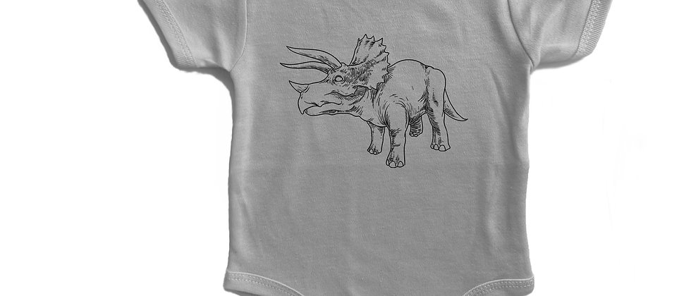 בגד גוף דינוזאור מאוייר