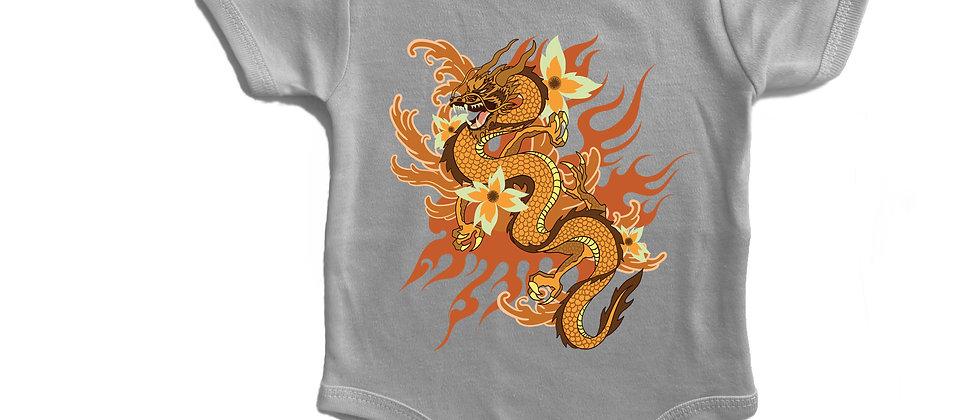 בגד גוף נחש-דרקון