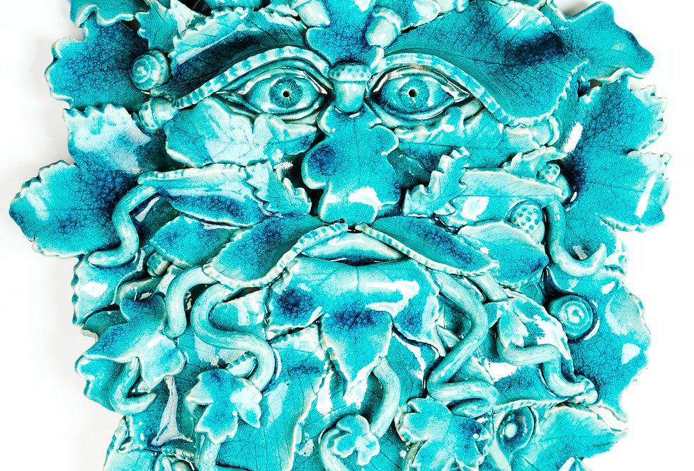 Blue oak man