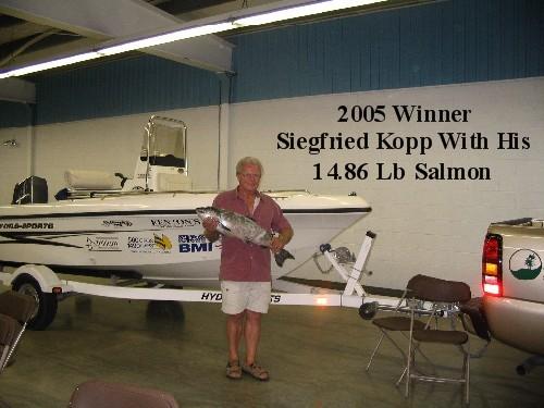 2005 Winner Segfried Kopp