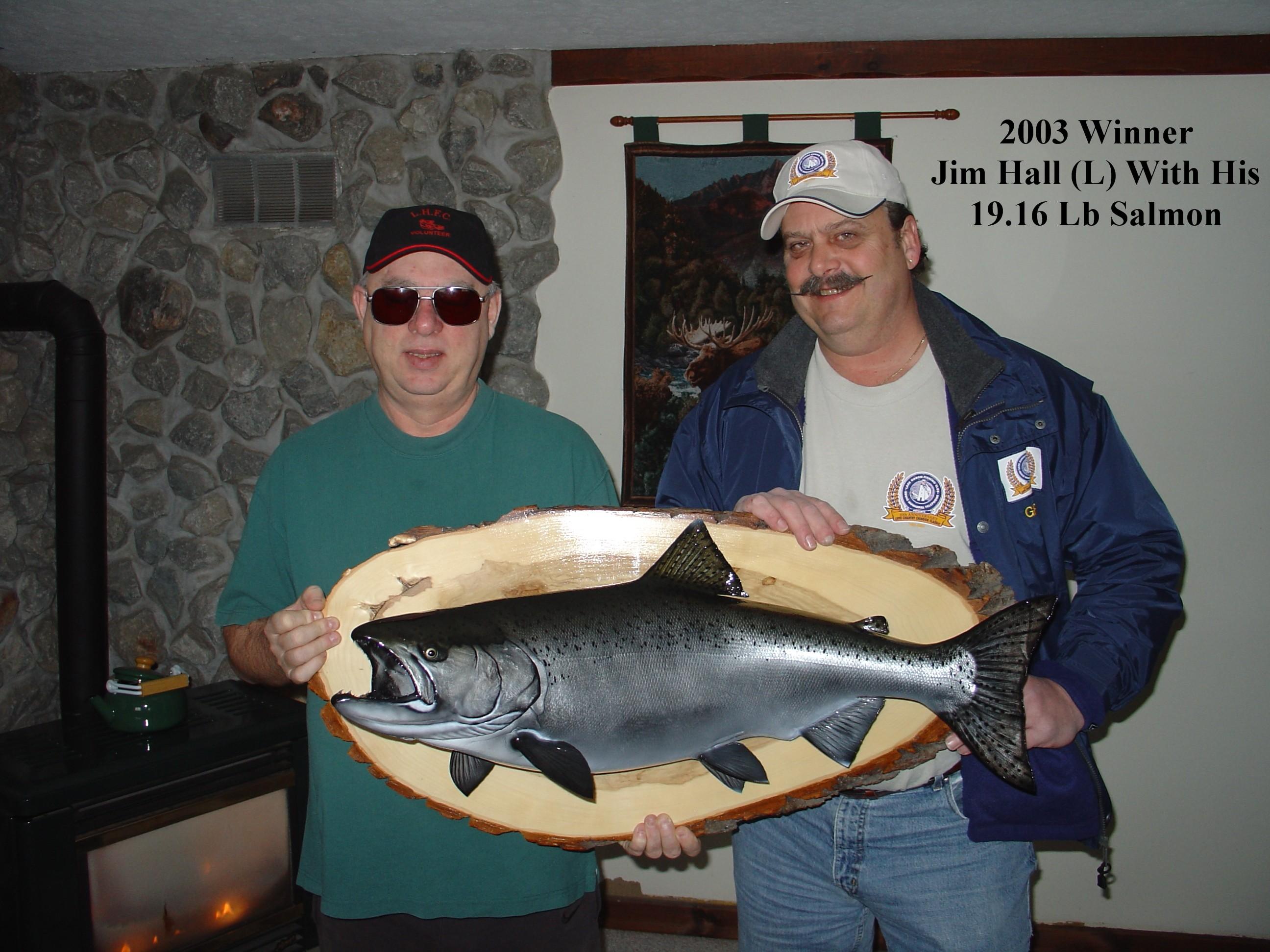 2003 Winner Jim Hall