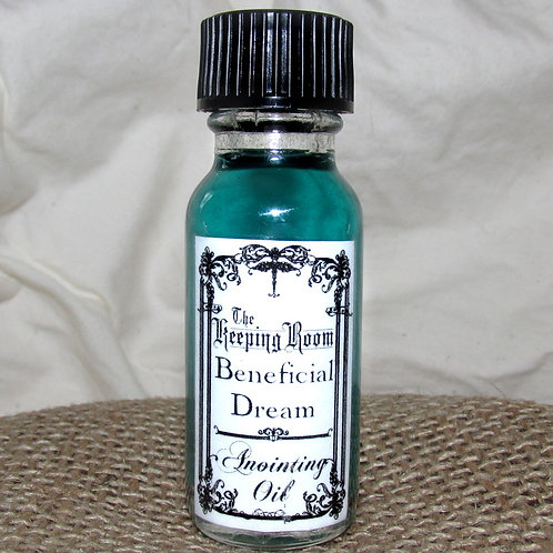 Beneficial Dream Clairvoyance Anointing Oil