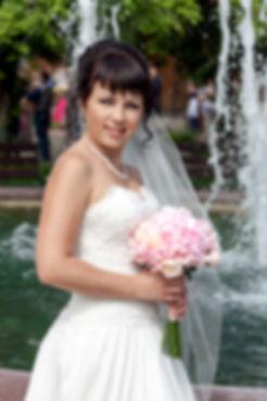 Невеста и фонтан