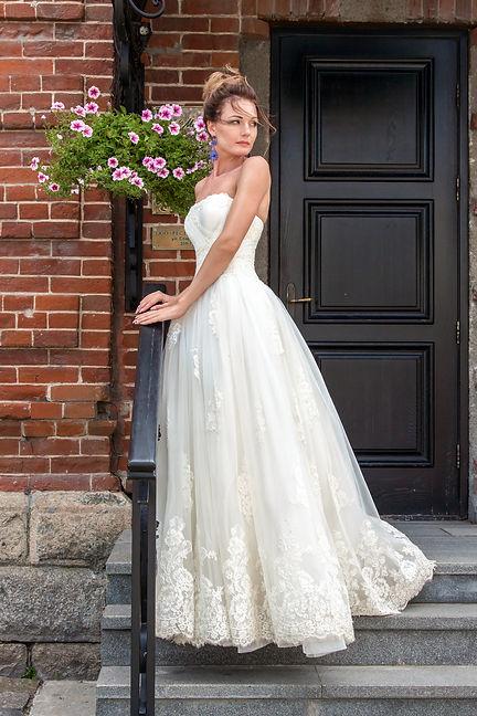 Невеста фотомодель