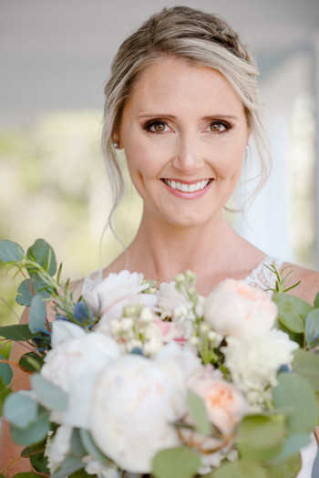 Coastal Arts Center bride