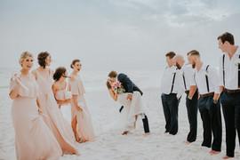 Splash House Wedding