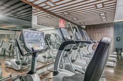 Full Fitness Area for Residents