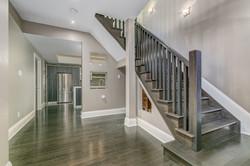 1601Kingsdale Stairs Down
