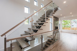 Upscale Homes - Example of Interiors * f
