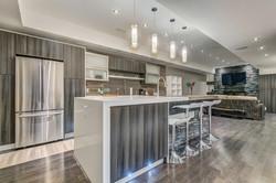 1601Kingsdale Basement Kitchen