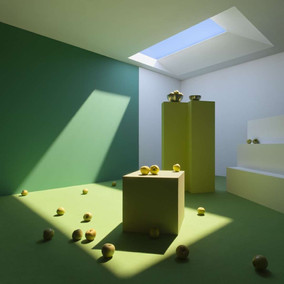 Here Comes the Sun: Possibly the Most Realistic Artificial Skylight Ever