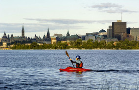 Ottawa, Canada's center of government, is Cool with a capital C