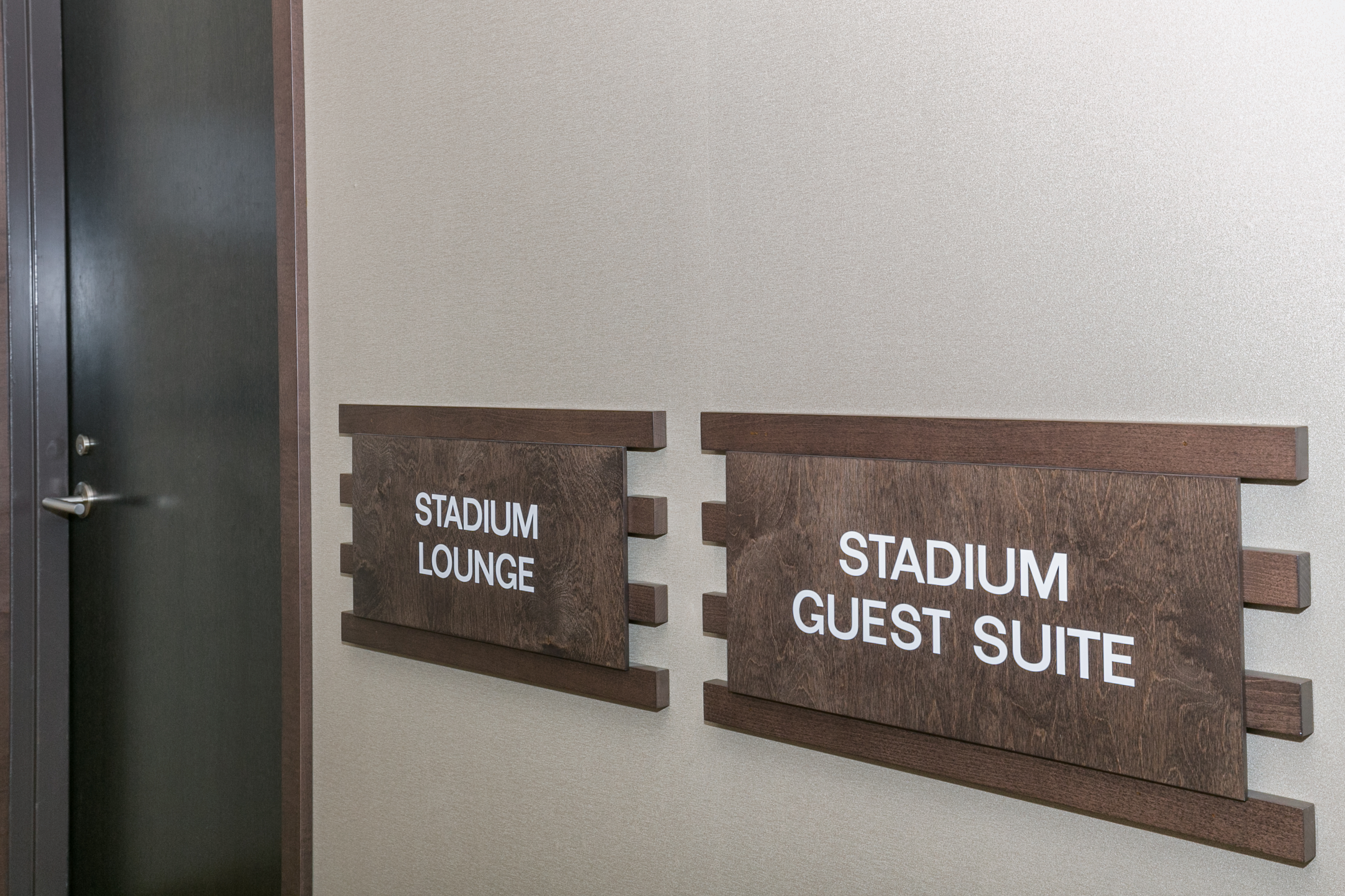 Stadium Lounge and Guest Suite