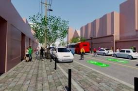 Proposal calls for drastic overhaul to Elgin Street