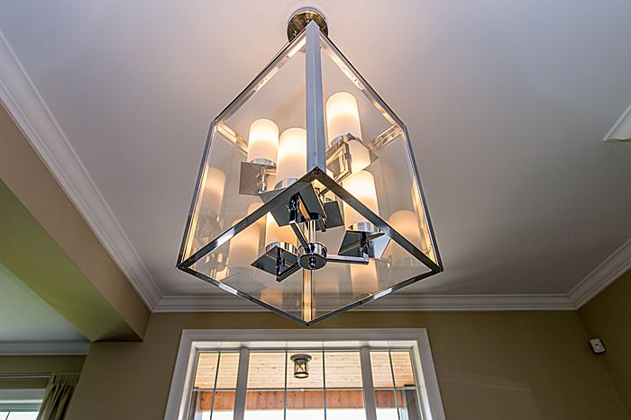 Light Fixture: Foyer