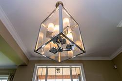 Light Fixture: Foyer
