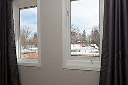 View from the Master Bedroom