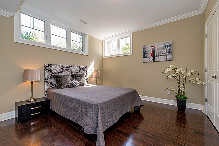Bedroom: Lower Level