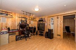 Hobby Room: Lower Level