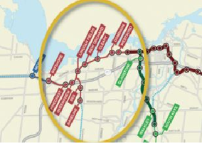 Second phase of Ottawa's light-rail plan gets green light from NCC