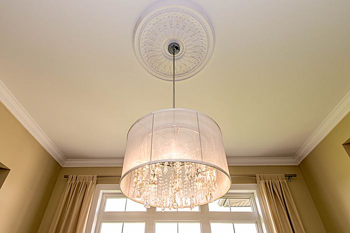 Light Fixture: Dining Room