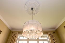 Light Fixture: Dining Room