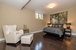Bedroom: Lower Level