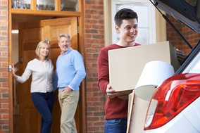 First-time buyers get leg-up from parents