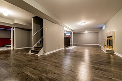 Lower Level Living Area