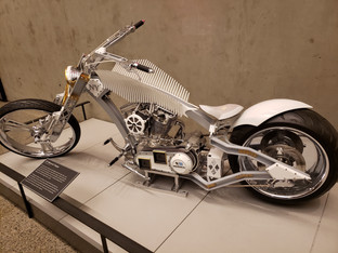 9/11 Memorial & Motorcycles