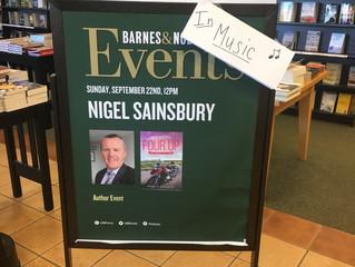 Book Shops, Coffee & Conversation