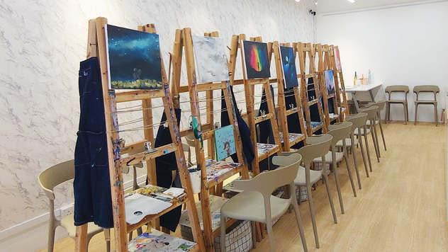 Platform Art Jamming Studio HK