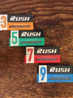 Rush bearings
