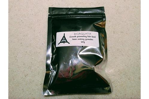 BioAquatix Sinking 3 mm pellets 60g