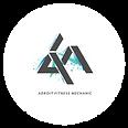 Adroit Fitness Mechanic Logo
