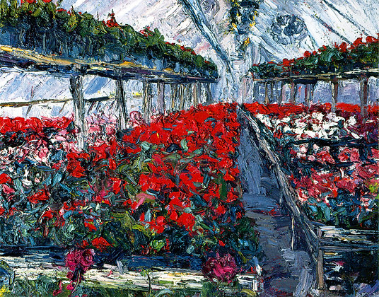 The Greenhouse (1999) A2 Notecard