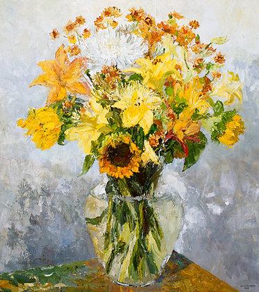 An Early Autumn Bouquet (2010)